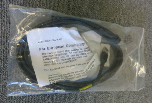 Honeywell USB Serial Cable 8.5ft Type A Male to USB - 42206161-01E